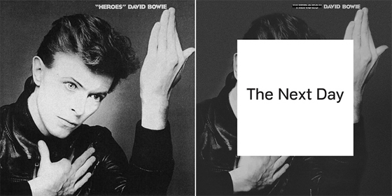 David Bowie. The Next Day