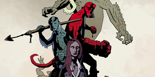 Hellboy-Characters