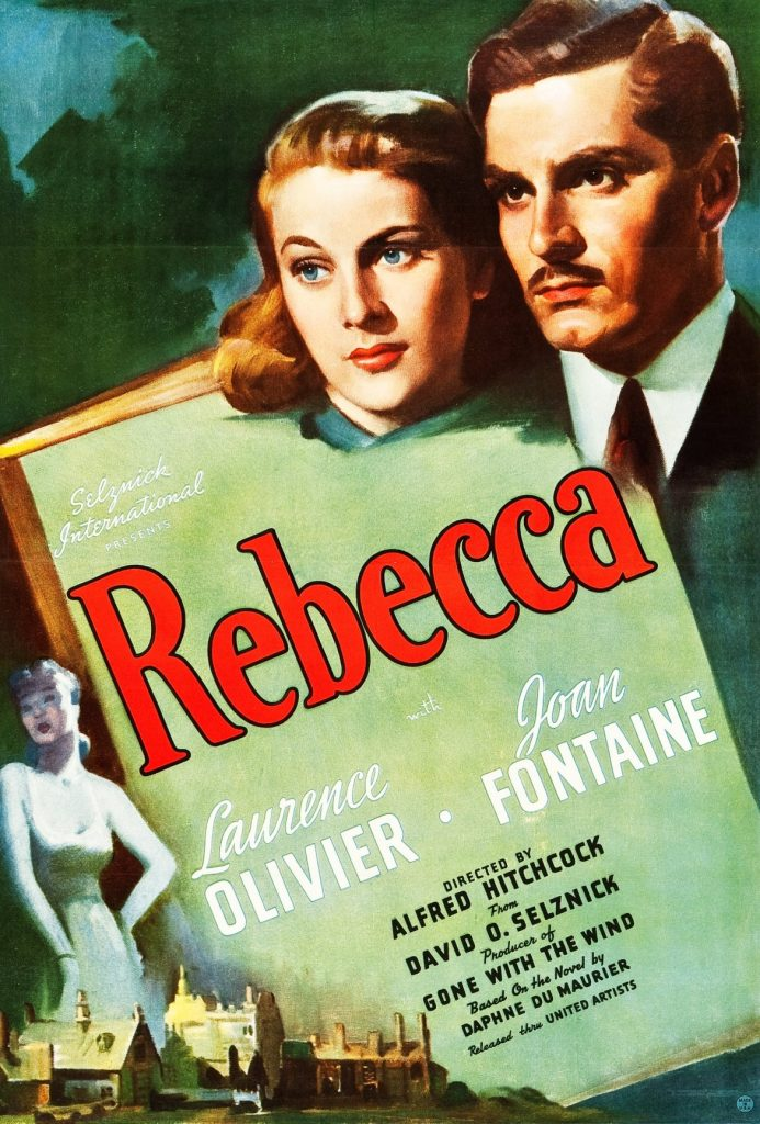Rebeca, Alfred Hitchcock