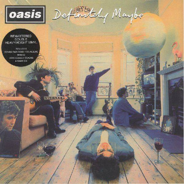 25 anys de… Definitely Maybe d'Oasis